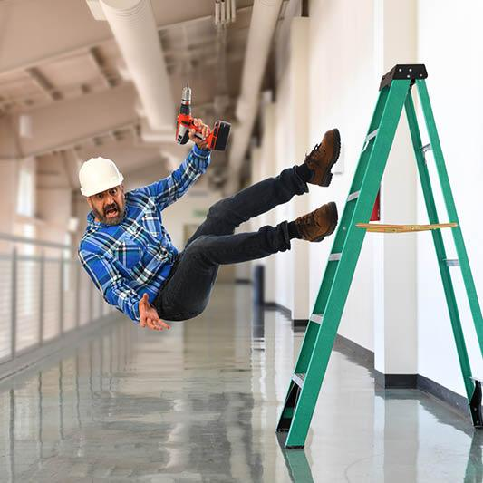 Avoiding Slips, Trips and Falls – Part 1: Home and Office
